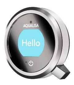 Aqualisa shower controls | 1st Bathrooms