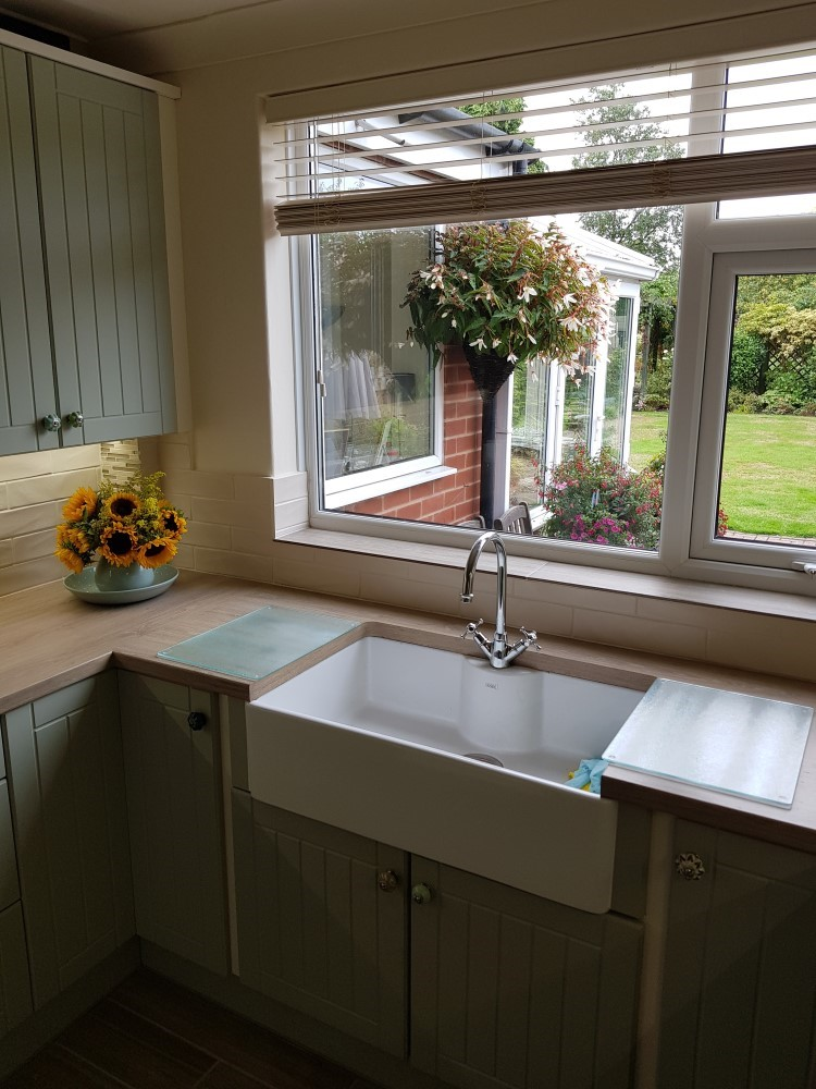 The Kitchen sink – reinvented?