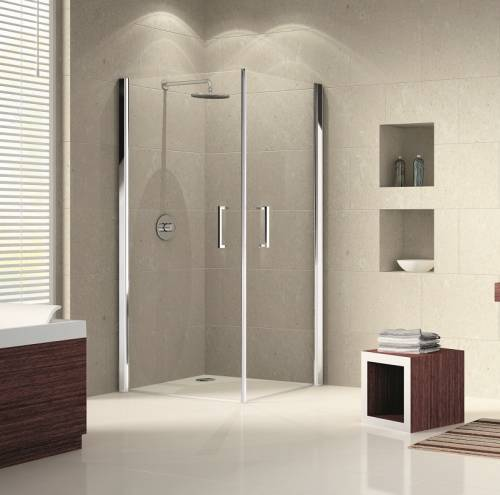 Latest shower product from Italy