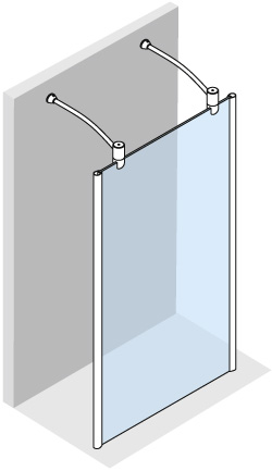 Wetroom 3D design – 4