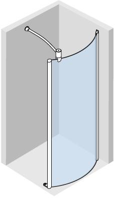 Wetroom 3D design – 3