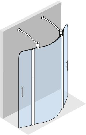 Wetroom 3D design – 5