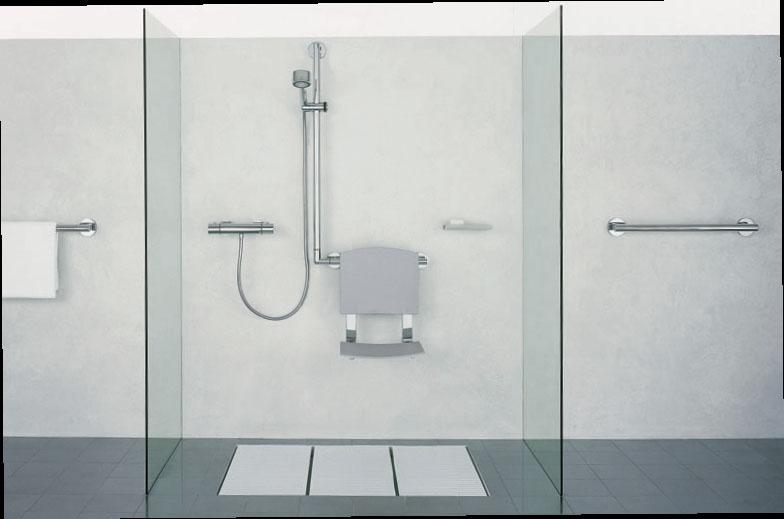 Doc M shower