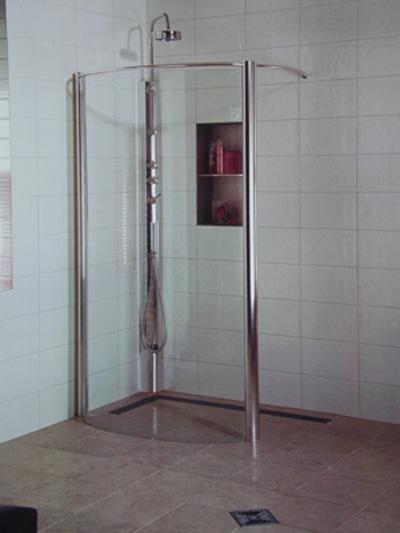 Designer wet rooms