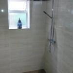 Wet room Testimonial